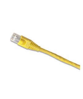 Patch Cord Cat5e Amarillo 3 Pies - 0.91 Metros Gigamax