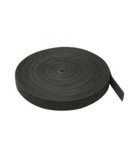 "ROLLO VELCRO 3/4"" X 25 YDS (22.86M) COLOR NEGRO"